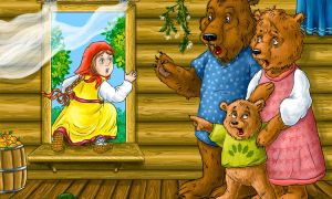 Три медведя – Л.Н. Толстой